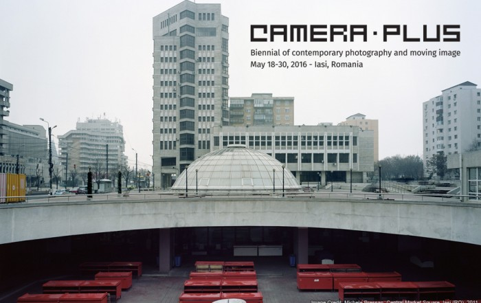 CAMERA PLUS. Biennial of contemporary photography and moving image, 18-21 of May 2016, Iasi (Romania)
