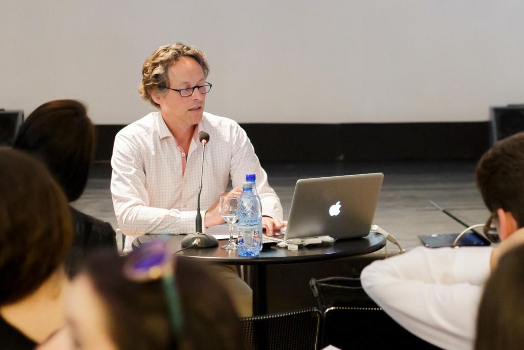 Markus Hartmann at Camera Plus 2016's conference