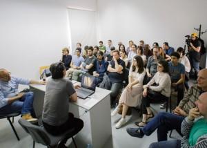 Screening of experimental films: ION GRIGORESCU