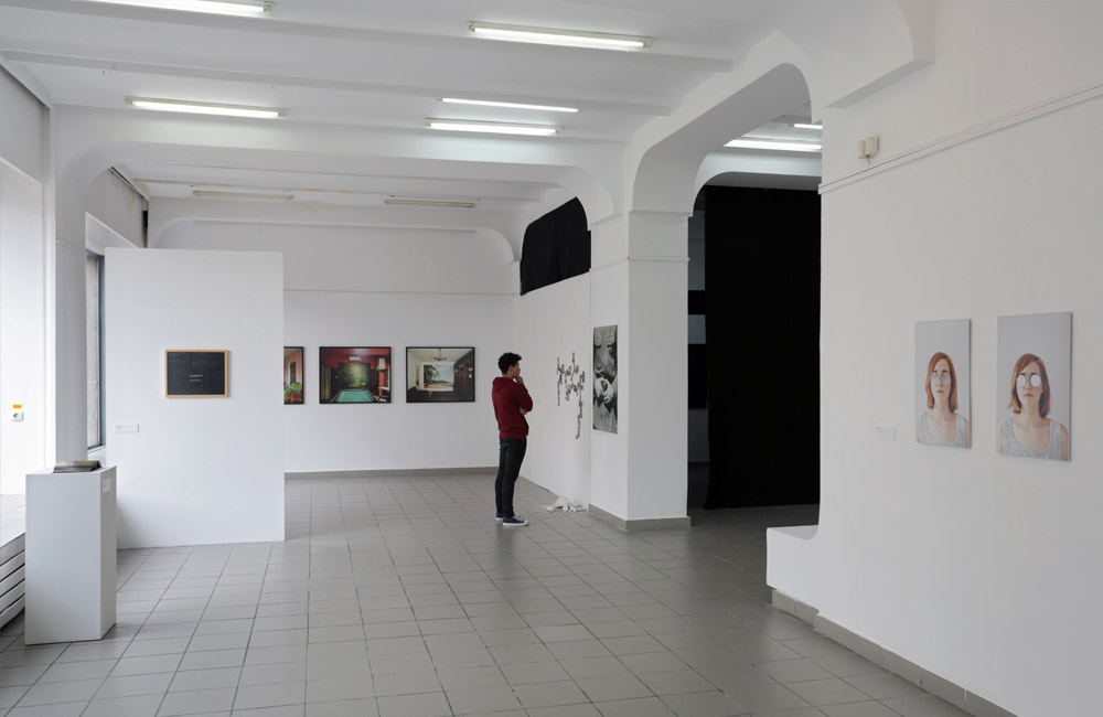 EVENIMENTE FĂRĂ CAUZĂ (II)/EVENTS WITH NO CAUSE (II) (curator: Lavinia German)